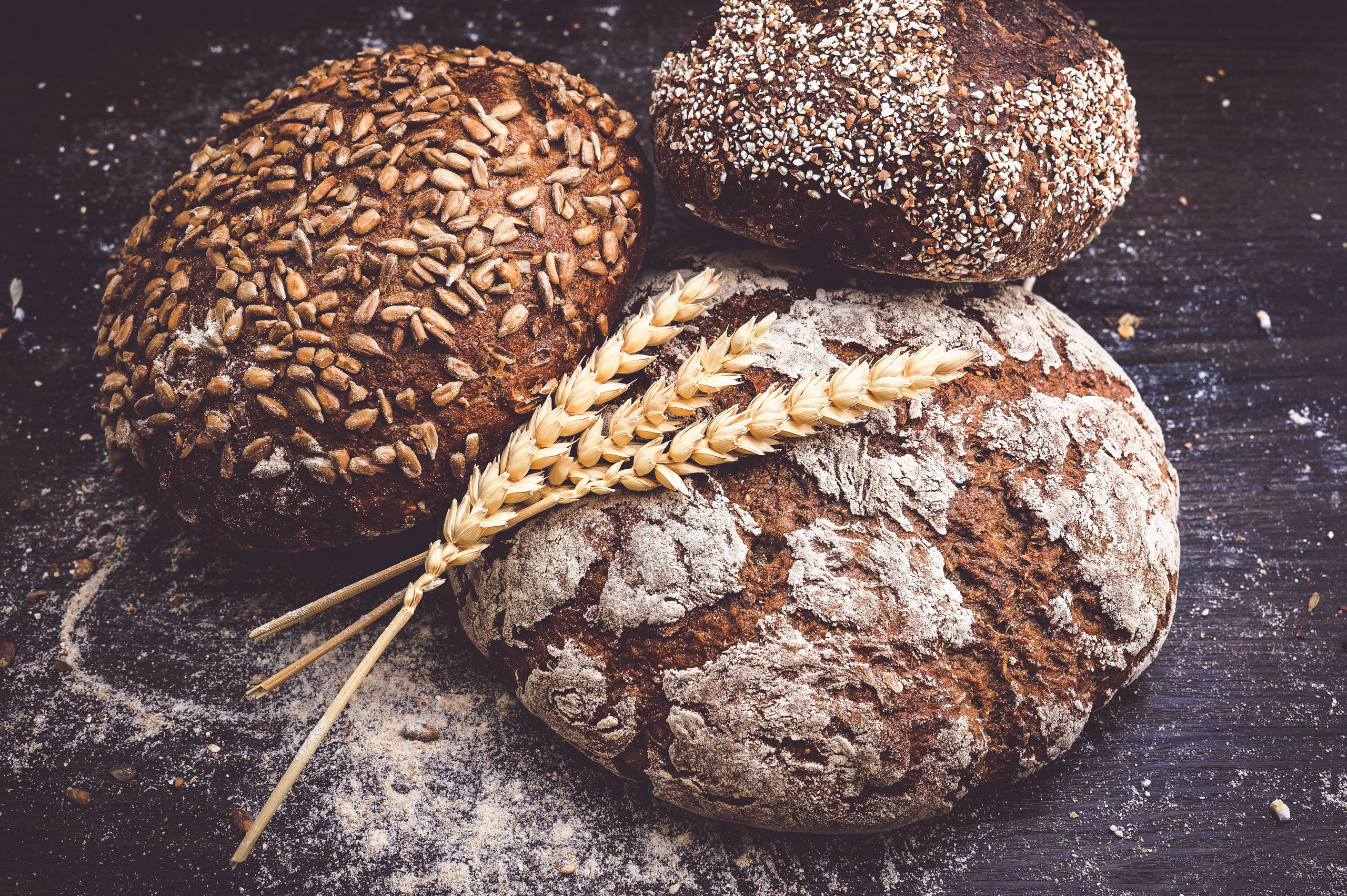 Brot aus aller Welt