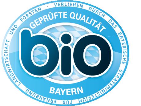 Siegel: Geprüfte Qualität Bio Bayern
